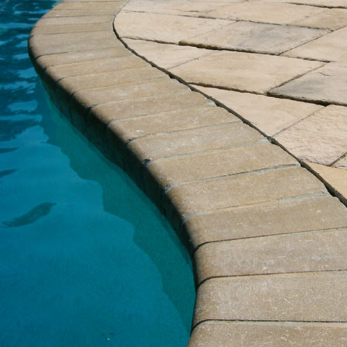 pool coping installation, repair and replacement services