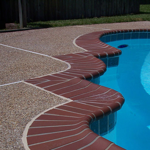 Pool Coping Installation Repair And Replacement Services