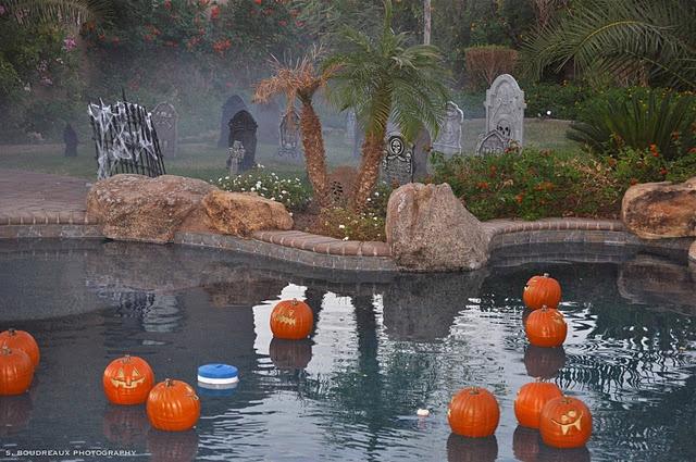 halloween pool party ideas adams pool specialties